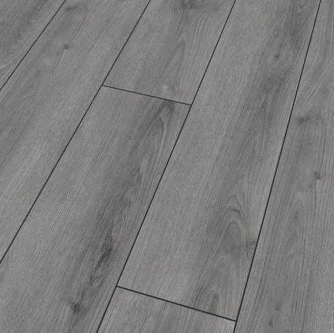 7mm Swiss Krono Summer Oak Grey